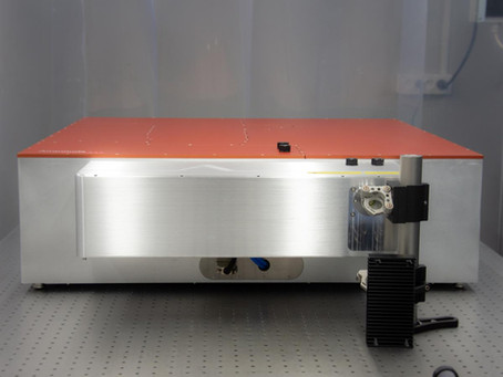 New cutting-edge equipment in the laser-machining system fleet of ALPhANOV