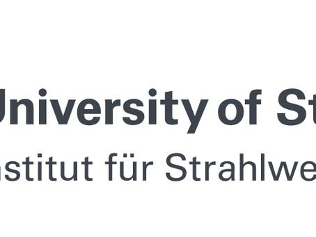 New Publication Released from the University of Stuttgart