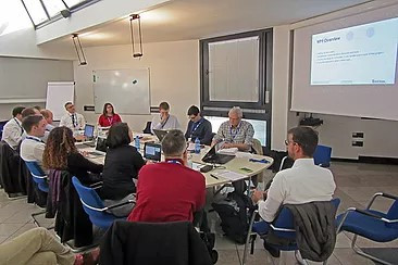 TresClean- 2nd Project Meeting (3rd November 2016)