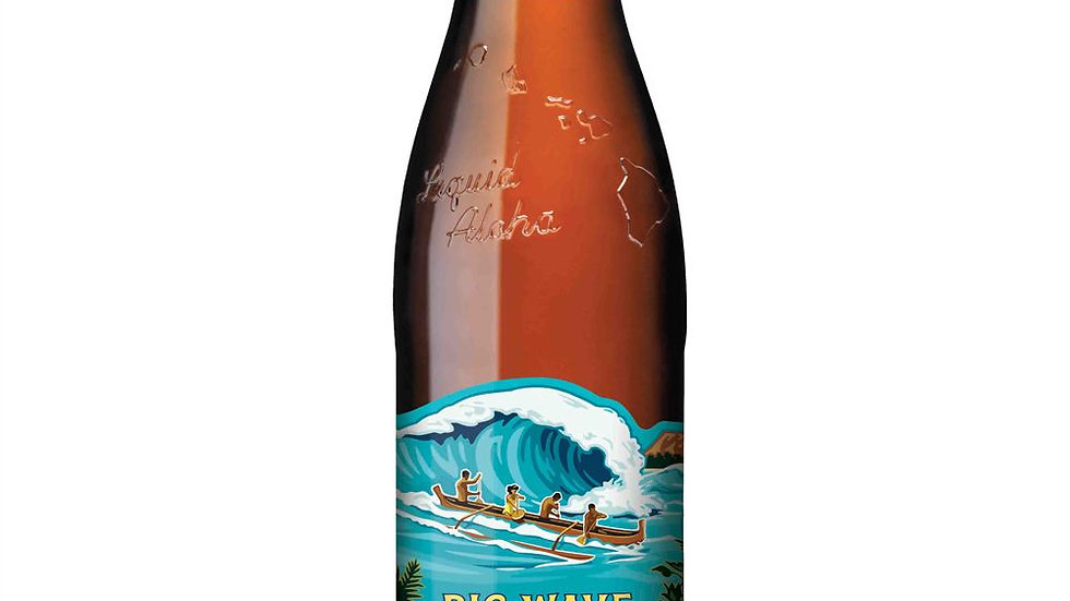 Cerveja Kona Big Wave Golden Ale 355ml