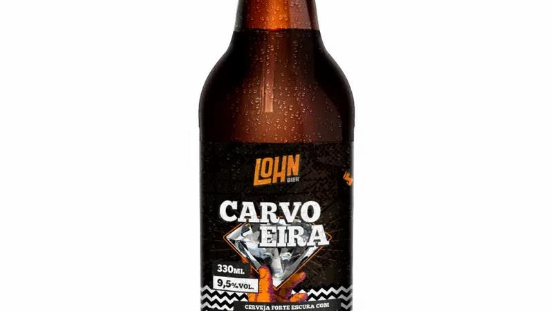 Cerveja Lohn Bier Carvoeira Stout 330ml
