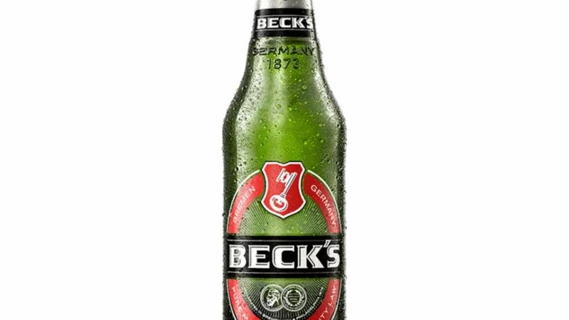 Cerveja Beck's 600ml