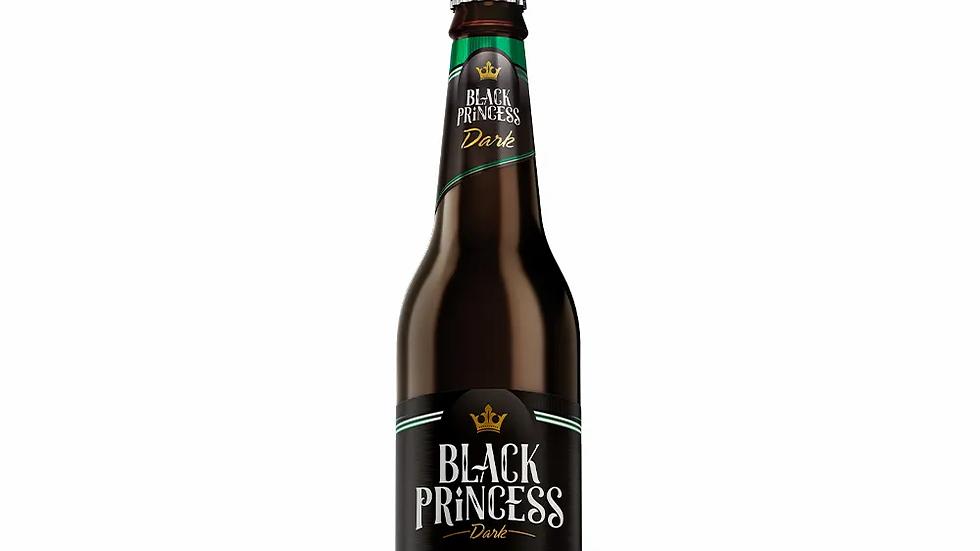 Cerveja Black Princess Dark 355ml