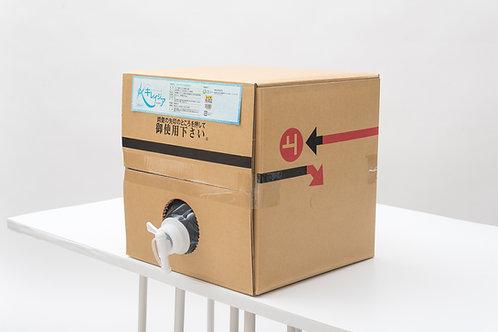 特約店専用『キレイジア』200ppm20L Bag in Box タイプ