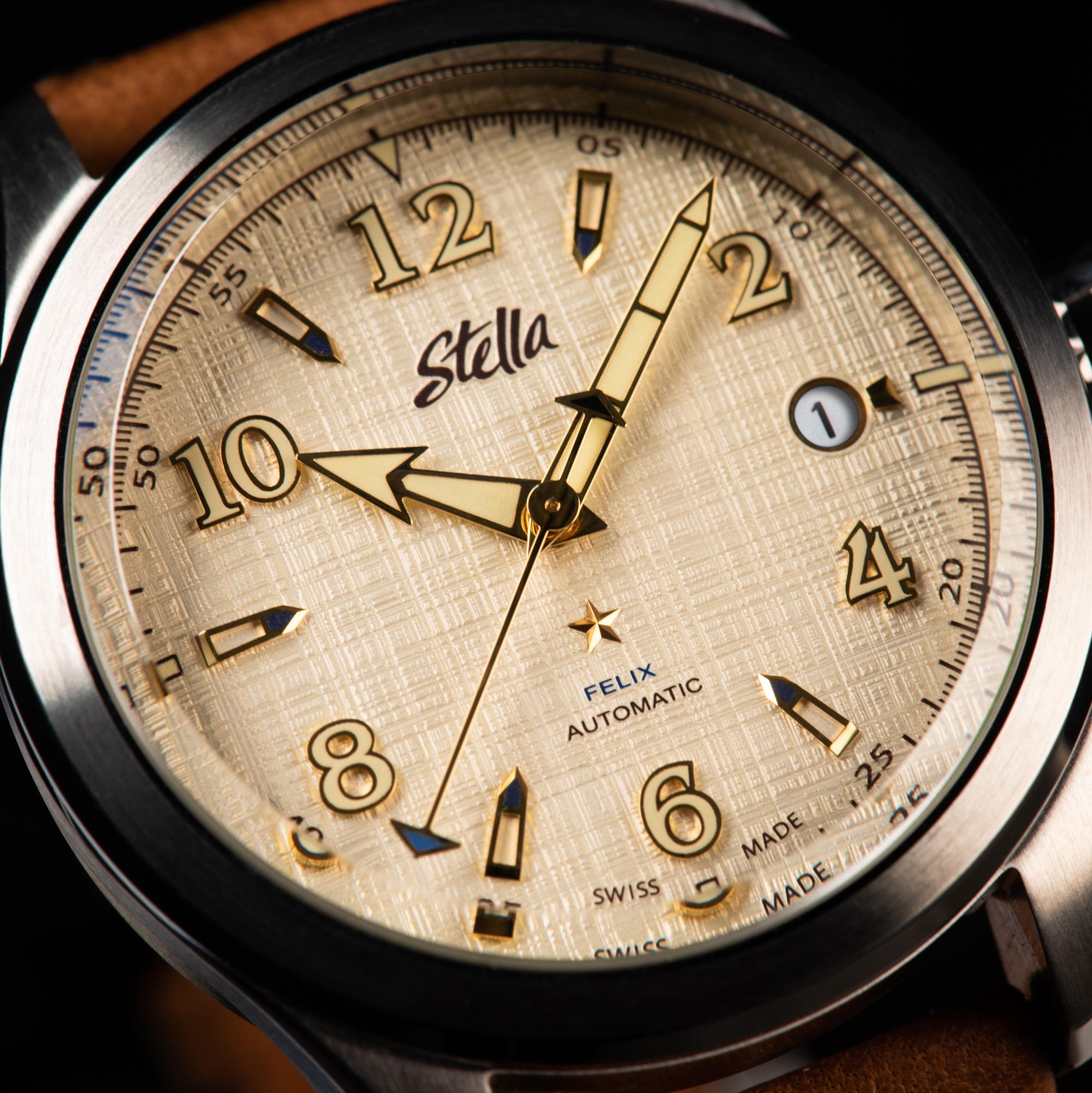 Stella Felix Gotham Gold