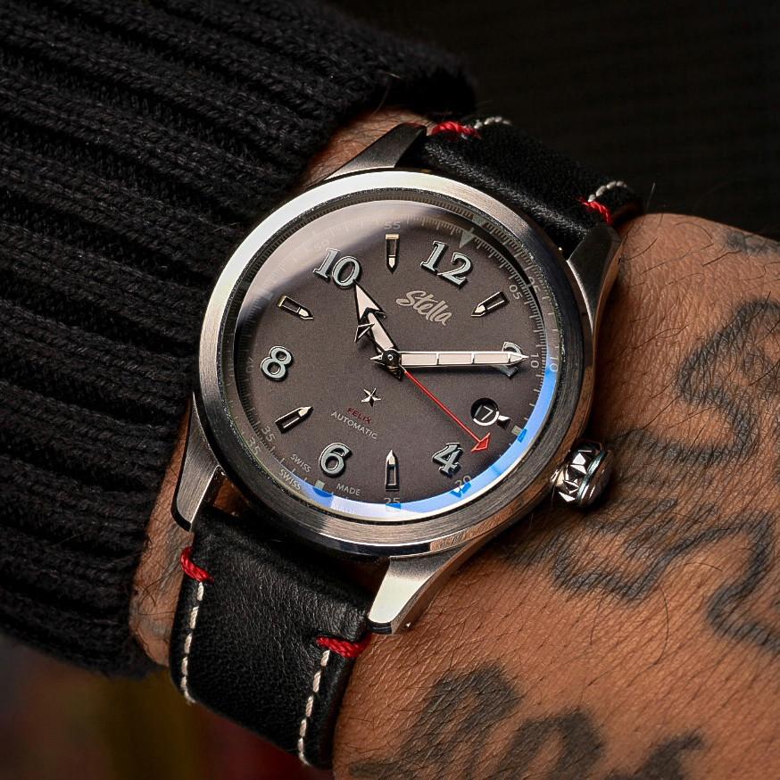 V. 3 - Times Grey