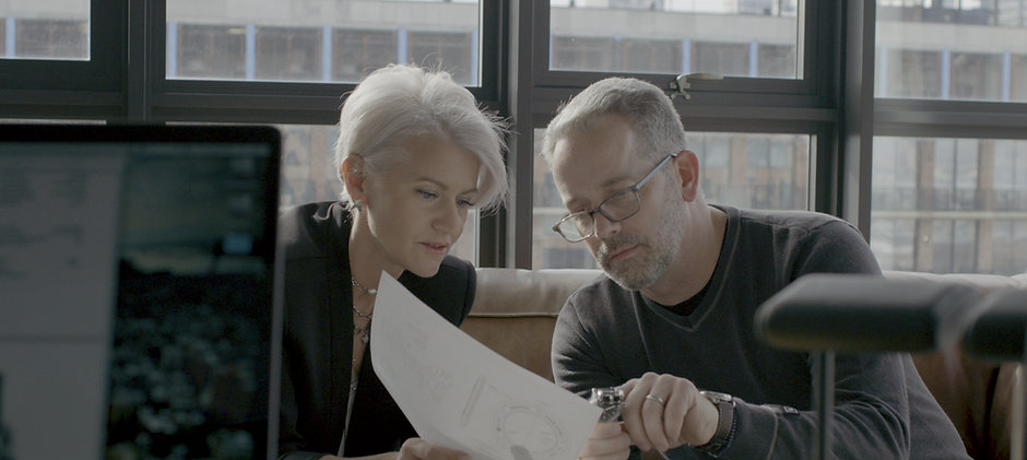 Co-Founders Stella watches