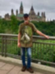 Me in Canada