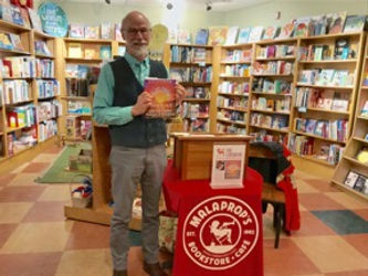 Booksigning at Malaprops.jpg