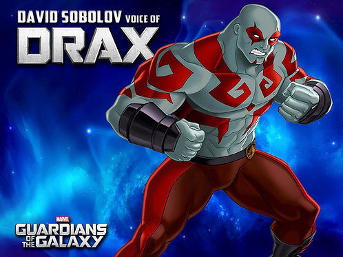 Marvel's Guardians of the Galaxy - Drax