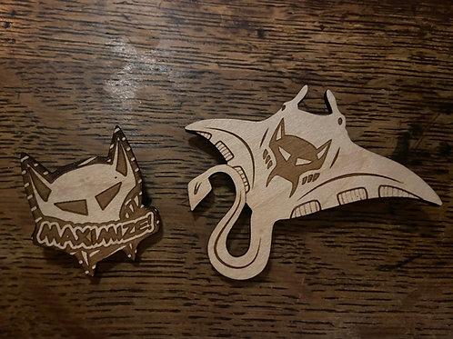 Beast Wars Pins (choose one)