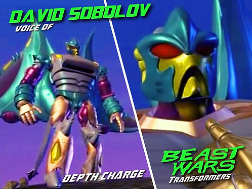 Beast Wars - Depthcharge Duo