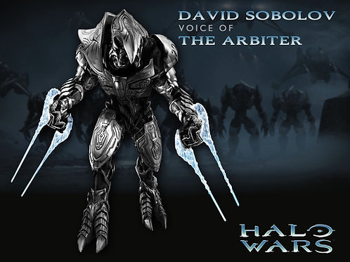Halo Wars - The Arbiter
