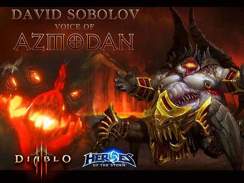 Diablo III - Azmodan