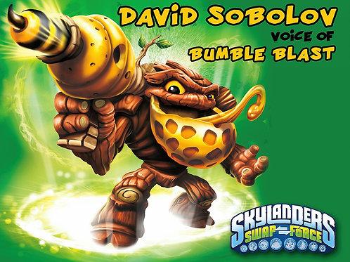 Skylanders Game - Bumble Blast