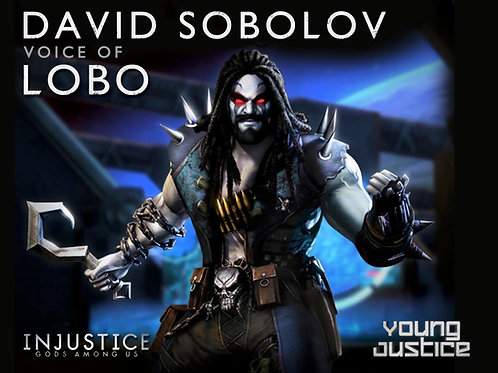 DC Universe - Lobo