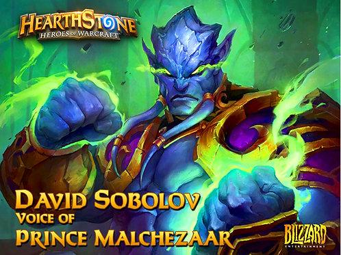 Hearthstone - Malchezaar