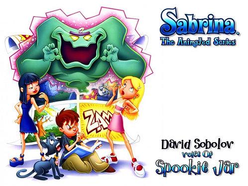 Sabrina Animated Series - Spookie Jar
