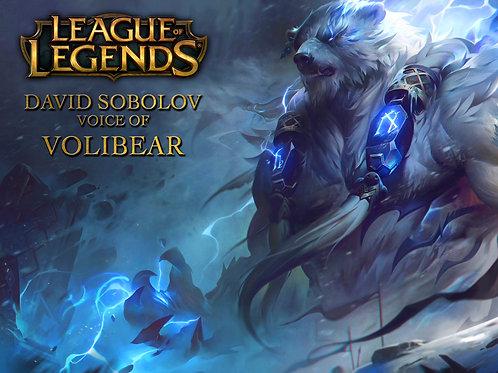 League of Legends - Volibear