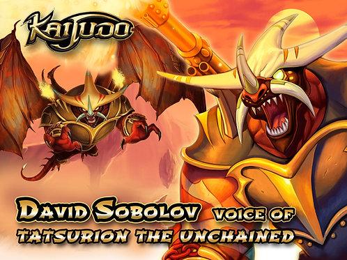 Kaijudo - Tatsurion the Unchained
