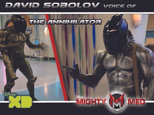 Mighty Med - The Annihilator