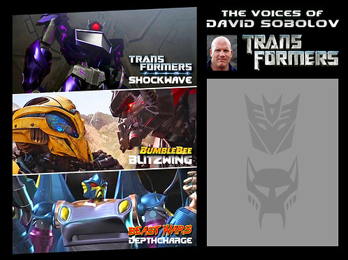 Transformers Trio