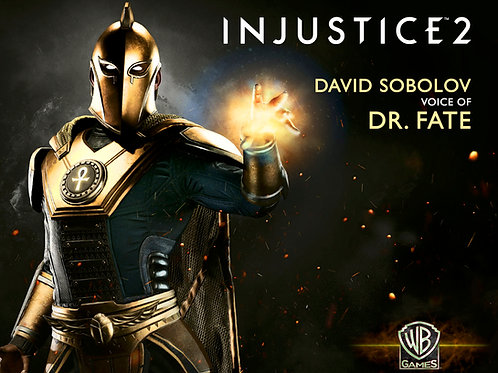 DC Universe - Dr. Fate