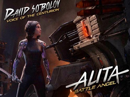 Alita Battle Angel - The Centurion
