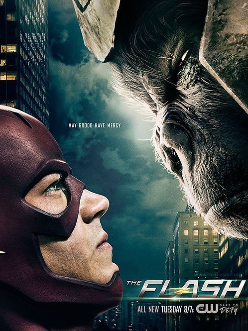 Flash Vs Grodd