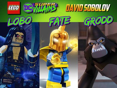 DC Super Villains