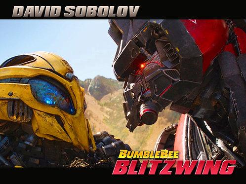 Bumblebee Feature Film - Blitzwing