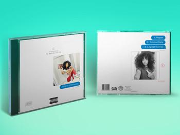 Album Cover Art (Concept Art)