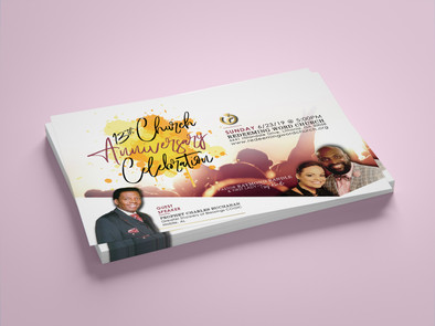 13th Chuch Anniversary Celebration