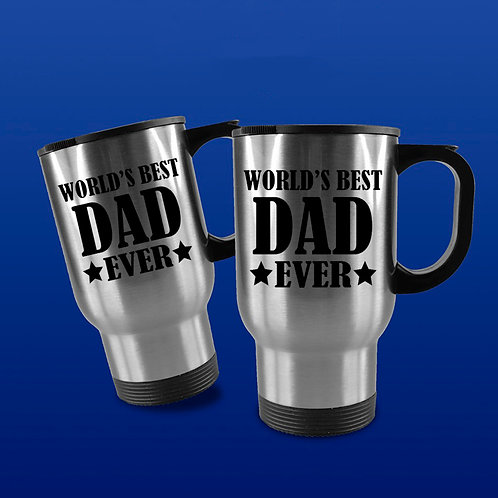 Termo World's Best Dad Ever