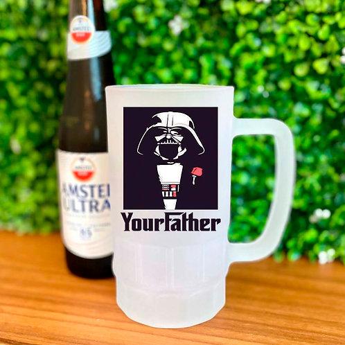 Tarro Darth Vader
