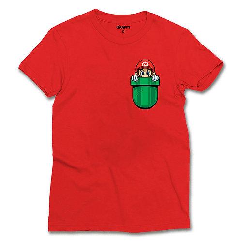 Mario Bros Tubería
