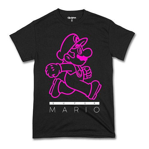 Super Mario Neón