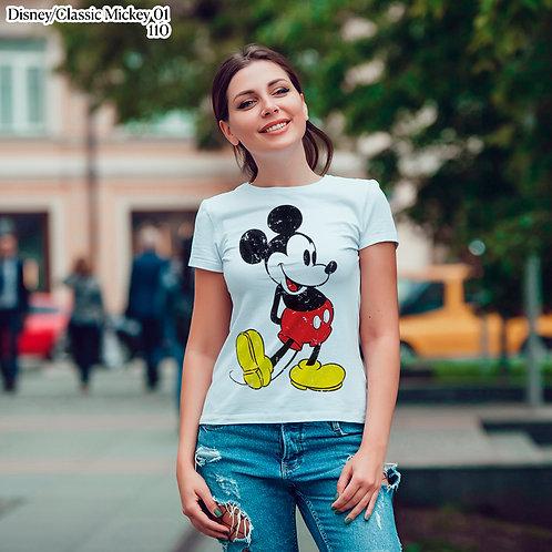 Classic Mickey 01
