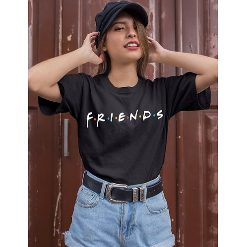 Friends Logo dama