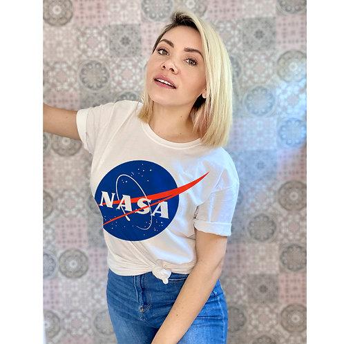 Nasa logo t-shirt