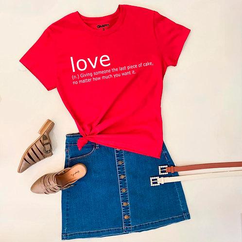 Love definición
