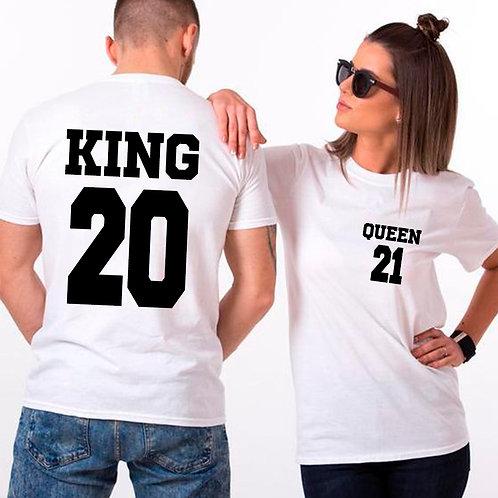 King - Queen 2021