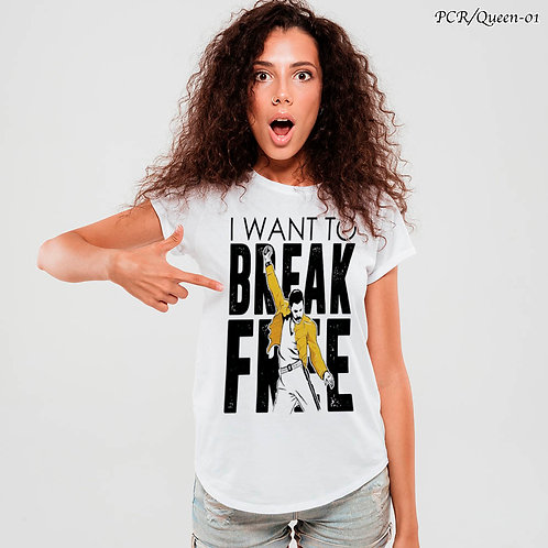 Queen Break Free
