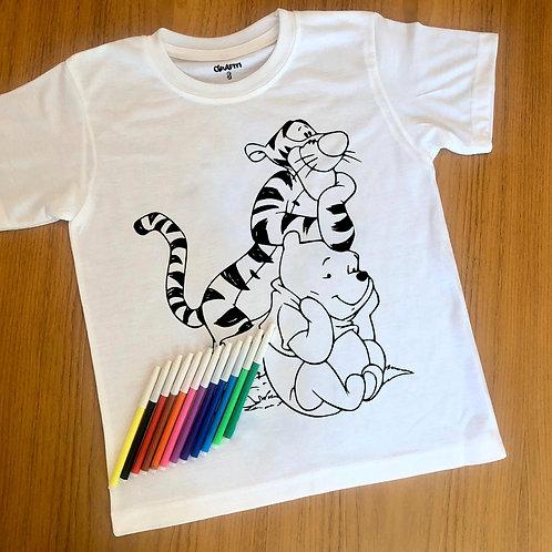 Winnie Pooh & Tiger