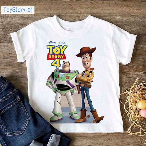 Woody y Buzz