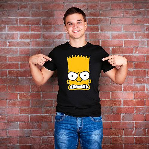 Bart enojado