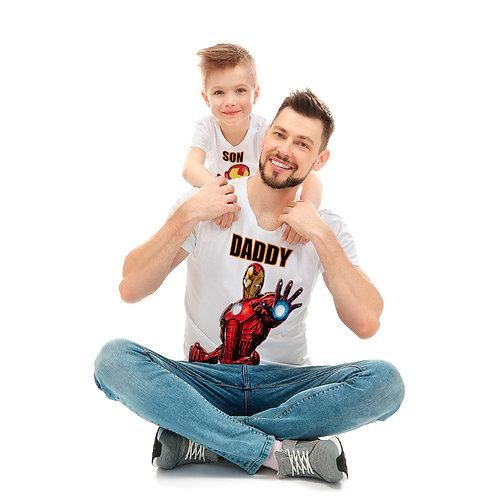 Dúo Ironman Daddy - Son