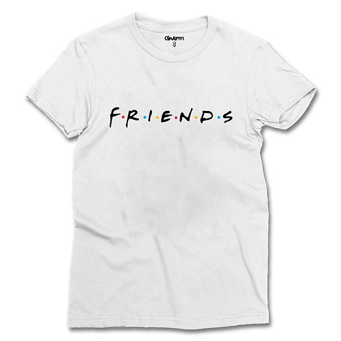 Friends Logo Caballero