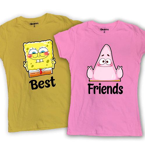 Best Friends Bob y patricio 02