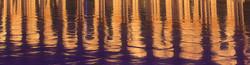 Reflet colonnes